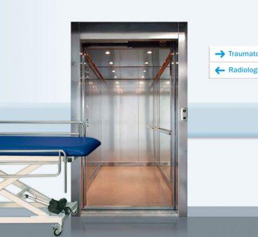 Casi el doble de bacterias en los ascensores de los hospitales que en los baños