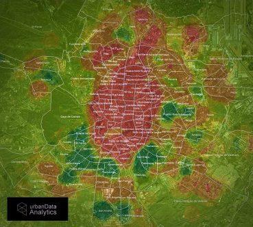 La revalorización de los edificios en Madrid con ascensor