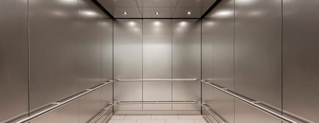 Partes del ascensor