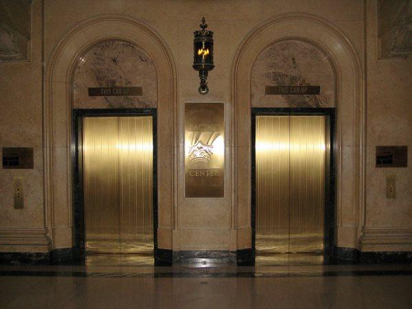Guía del buen uso del ascensor