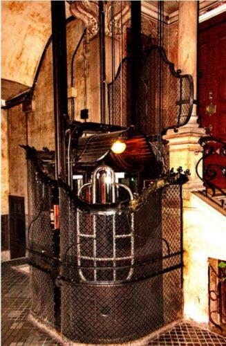 Eninter y el Ascensor de la Casa Iglesias