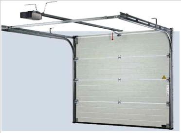 Puertas autom ticas de garaje seccionales blog eninter - Puertas automaticas para cocheras ...