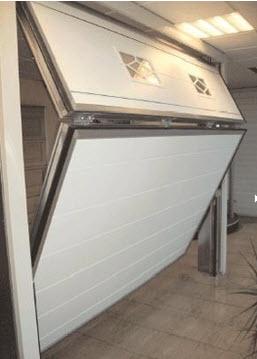 puerta automatica garaje basculante