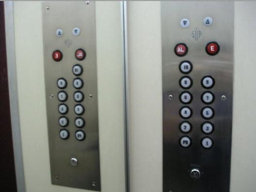 Líneas de teléfono para ascensores
