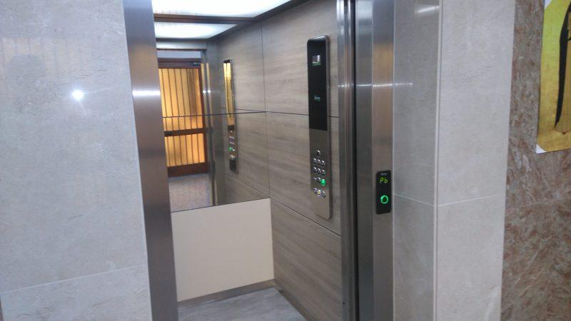 Caso real: Sustitución de dos ascensores por uno