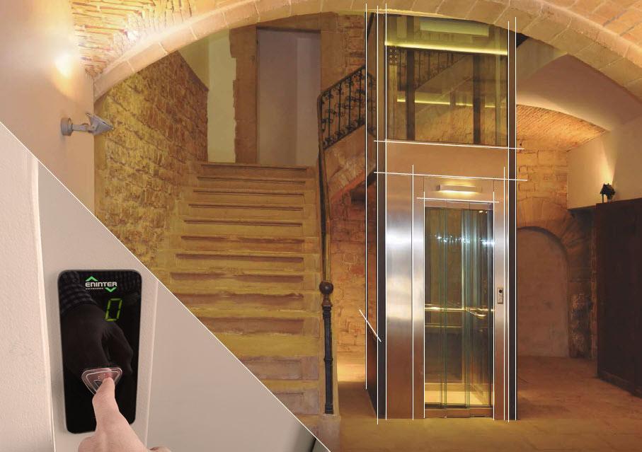 ¿Instalar el ascensor si sólo un vecino lo quiere? | Eninter
