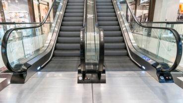 18 heridos por el cambio de dirección de una escalera mecánica