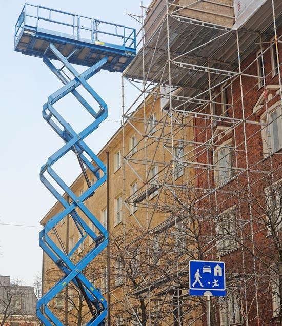 Subvenciones para la rehabilitación de edificios