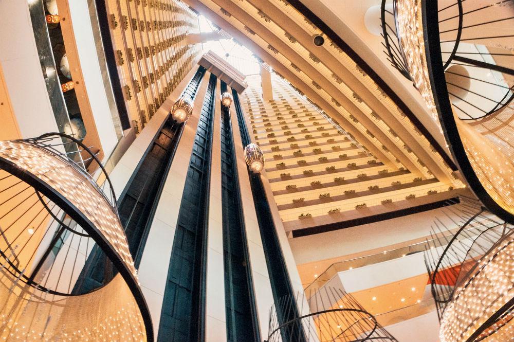 Tipos de ascensores hidráulicos