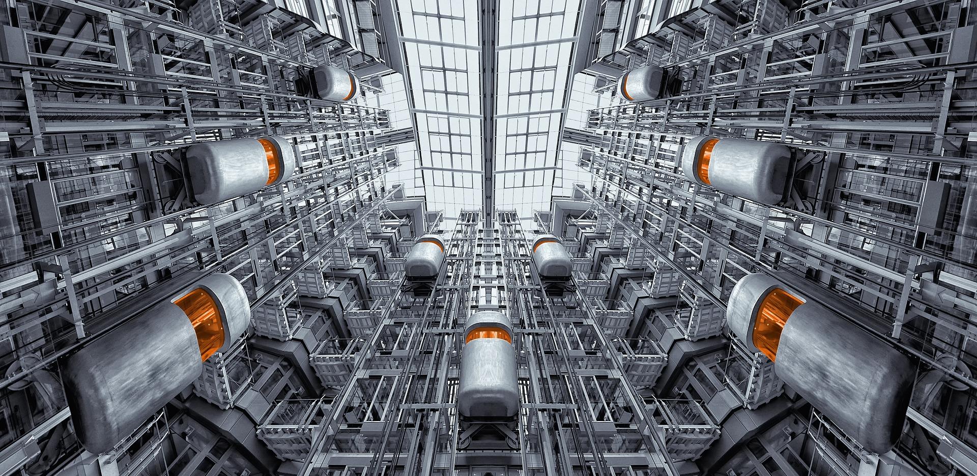 ascensor con o sin cuarto de maquinas