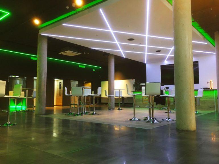 Inauguración del nuevo Showroom de 300 m2 en nuestra sede central de Cornellà de Llobregat