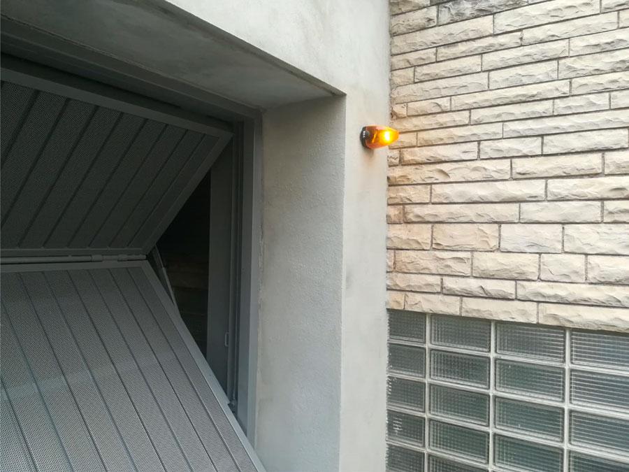 seguridad de las puertas de garaje