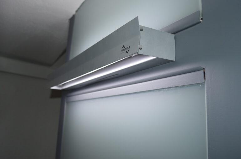 Ahorro energético en el ascensor: Luces LED y sensor de movimiento