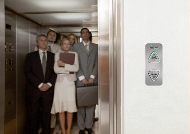 Cómo calcular el tráfico de personas en ascensores