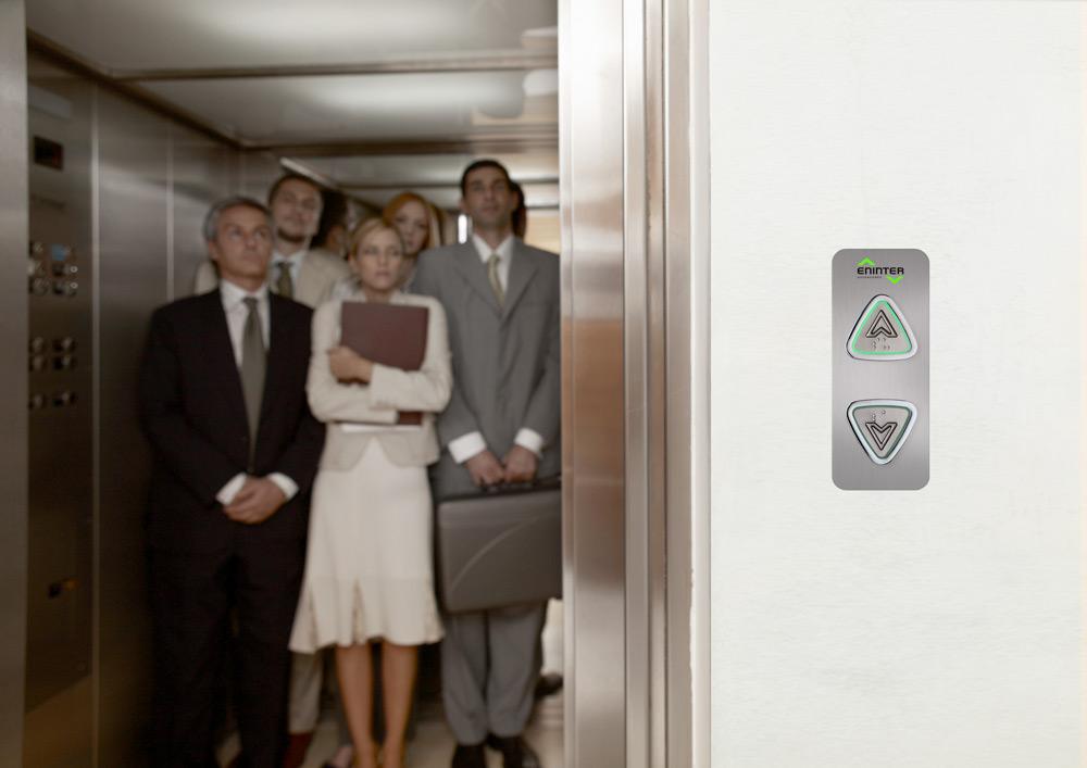 tráfico de personas en ascensores