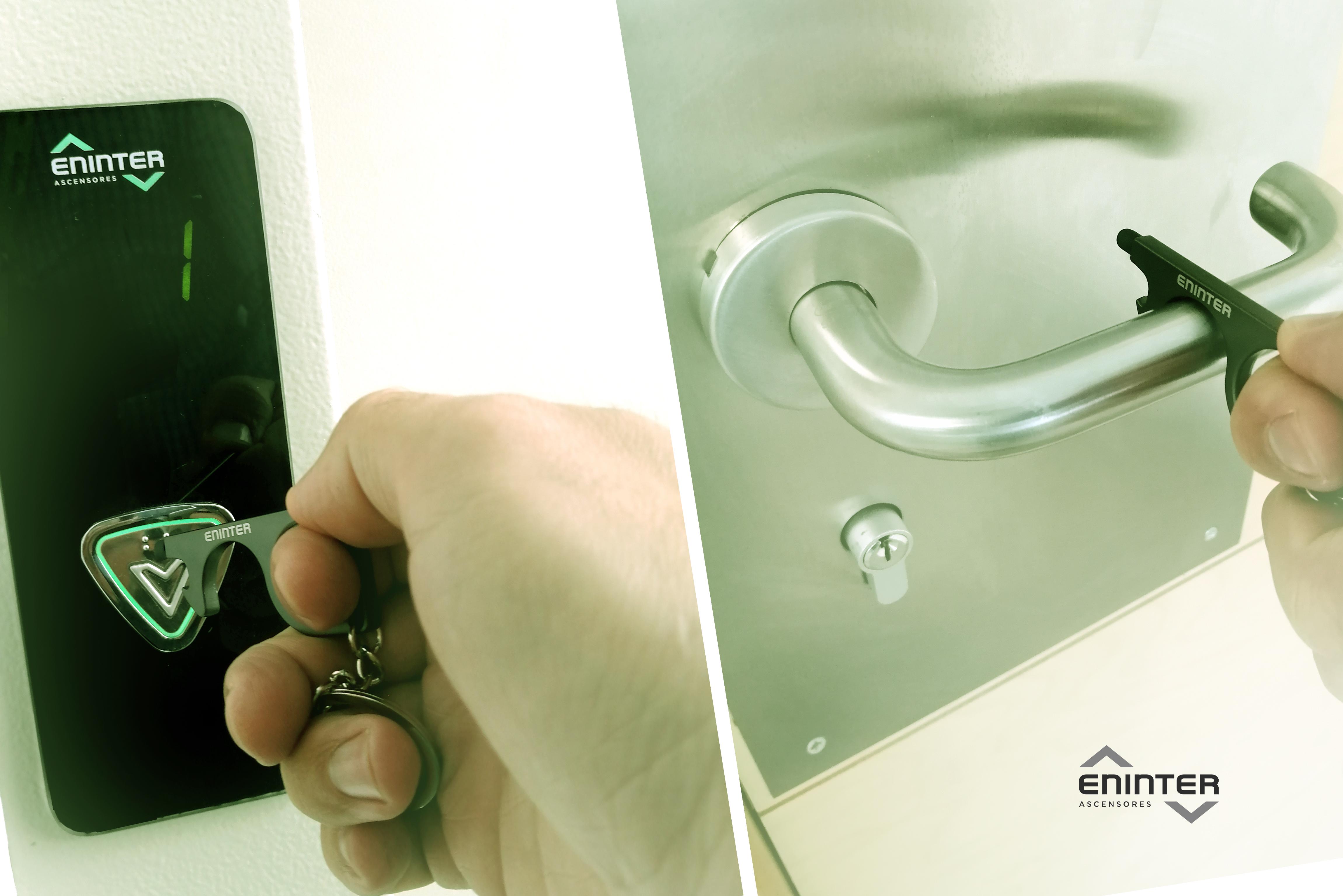 llave seguridad eninter